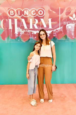 Luciana y Mary Carmen