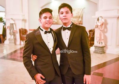 Ruben y Edson