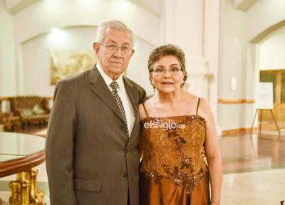 Silvia y Enrique