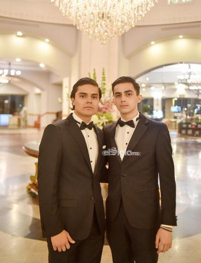 Matias y Enrique