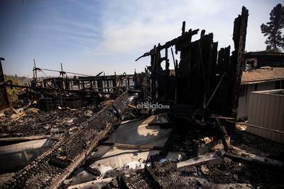 Por este motivo, los más de 10,000 residentes de la exclusiva zona de Brentwood afectada por el llamado incendio Getty -donde se encuentran las viviendas de famosos como Arnold Schwarzenegger y la estrella de la NBA LeBron James- se mantendrán alejados de su casa.