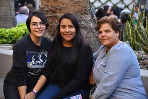 30102019 Michelle, Rosa y Martha.