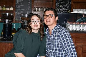 30102019 INAUGURACIóN.  Sofía y Cristóbal.