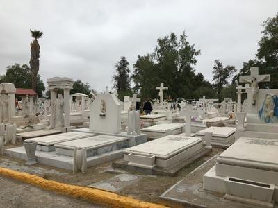 Aunque Gómez Palacio fue reconocida como ciudad en 1905, hay registros históricos de que en 1890 el panteón de Guadalupe ya era un cementerio.