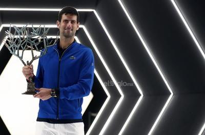 Djokovic es campeón otra vez.