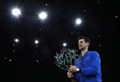 El jugador de 32 años logró su título 77 en toda su carrera.