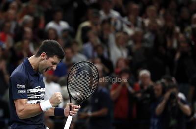 Ganó su quinto título en el torneo parisino.