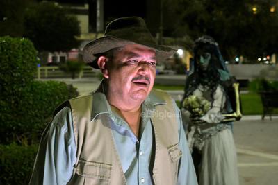 El video acerca de la leyenda de la Condesa está disponible en las páginas de Facebook de El Siglo de Torreón y de Siglo TV.