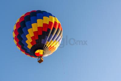 Así, el cielo de Durango se ha pintado de tonos multicolor desde el pasado viernes.