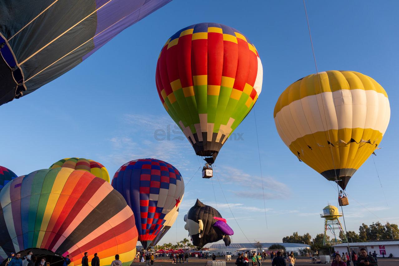 Sky Fest pinta el cielo de Durango