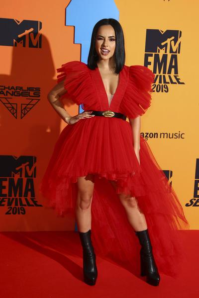 Becky G.  Spain European MTV Awards 2019 Arrivals