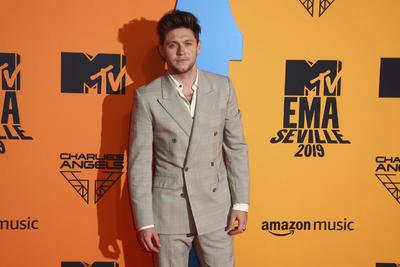 Niall Horan.  Spain European MTV Awards 2019 Arrivals