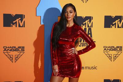 Nicole Scherzinger. Spain European MTV Awards 2019 Arrivals