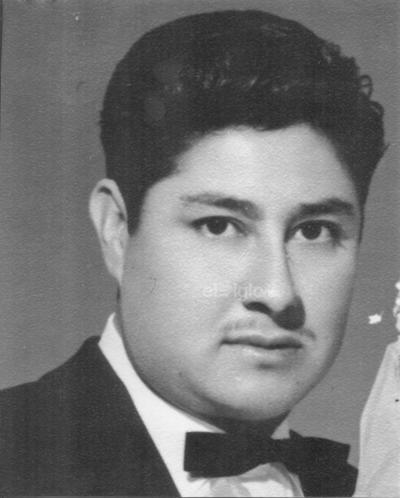 Florentino Hernández González en 1955.