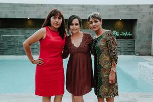 02112019 Elvira Galarza, Brenda Rangel y Graciela Galarza.