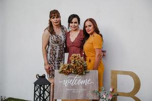 02112019 Isaura Galarza, Brenda Rangel y Guadalupe Arizmendi.