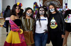 02112019 Cynthia, Fernanda, Camila, Claudia y Valeria.