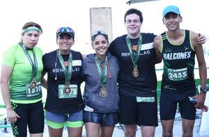 04112019 Mayela, Mabiz, Ana Karen, Mario y Martín.