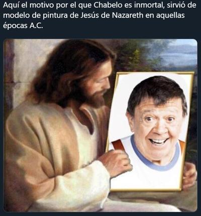 Los mejores memes de la 'inmortalidad' de Chabelo
