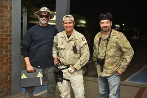 06112019 Octavio, Isaac y Gerardo.