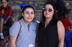06112019 Emiliana Luévano de la Rosa y Blanca de la Rosa Méndez.