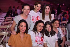 06112019 Yasmín, Samar, Marielena, Sonia, Rania, Sonia y Linda.