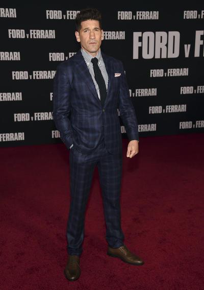 Jon Bernthal LA Premiere of Ford v Ferrari