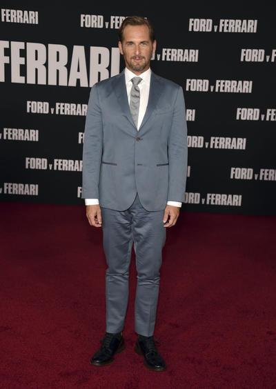Josh Lucas LA Premiere of Ford v Ferrari
