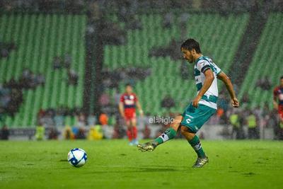 Copa MX     Santos 2- Guadalajara 0