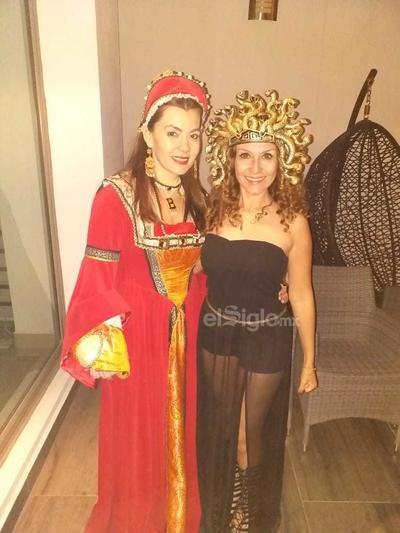 Jessica y Liliana.