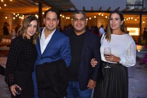 07112019 Ana, Mario, Tito y Nina.