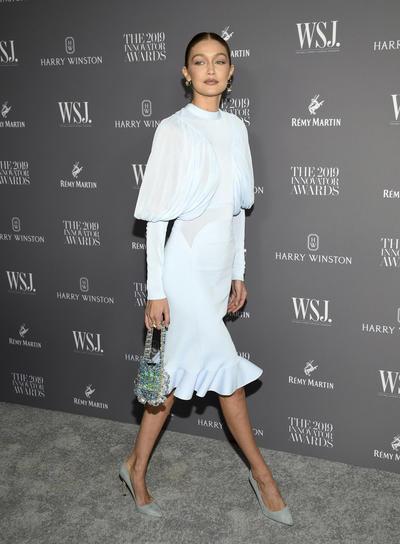 Gigi Hadid. WSJ Magazine 2019 Innovator Awards