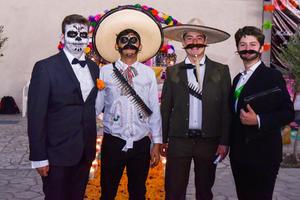 08112019 José Luis, Aarón, Derek y Alejandro.