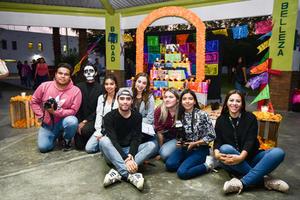 08112019 Hassiel, Aruan, Valeria, Galilea, Adrián, Lily, Lupita y Eunice.