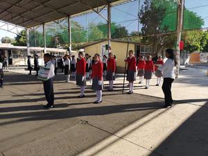 08112019 El colegio Sor Juana Inés de la Cruz obtuvo el primer lugar.
