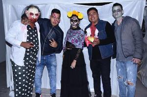 08112019 Jesús, Jaime, Fabiola, Clint y José.