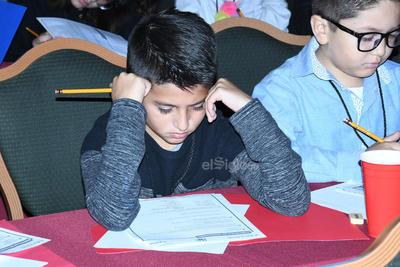 El concurso regional Leemos se centra en esos grados escolares principalmente porque hay indicadores que señalan que en esos rangos de edad de los alumnos es cuando se nota una diferencia en cuanto a la comprensión lectora