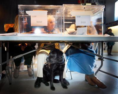 Es la segunda vez en un año que votan.