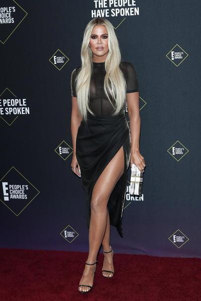 Las estrellas brillan en la alfombra roja de los People's Choice Awards