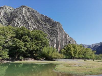 Por sus características, el Cañón de Fernández es un humedal de importancia internacional protegido por la Convención Sobre los Humedales (Ramsar).