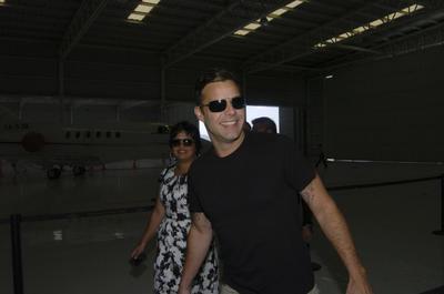El día esperado llegó, el 11 de noviembre de 2009 Torreón se puso de pie y al ritmo de ale, ale, ale... Go, go, gol. Ricky Martin se encargó de reafirmarles a los laguneros que su sangre es verde al igual que su territorio.