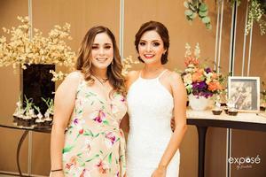 09112019 Mercedes Alanís Miranda y Diana Cristina Sánchez Mares.