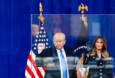 Trump es el primer presidente que acepta la invitación para hablar en el evento.