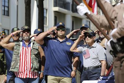 Celebran en todo Estados Unidos el Día de los Veteranos.