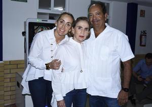 11112019 Eugenio, Eugenio, Rocío y Sofía.