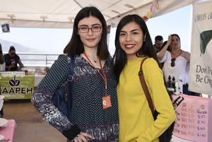 09112019 Ana Zamora y Valeria Canales.