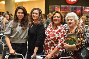 11112019 Alessandra, Raquel, Flor y Yolanda.