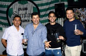 11112019 Lalo Nieto, Ricardo Gamboa, Esteban Calderón, Fer Valdez, Carlos Campos y Alejandro Araujo.