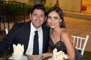 11112019 Arturo Gaucín y Carolina Cueto.