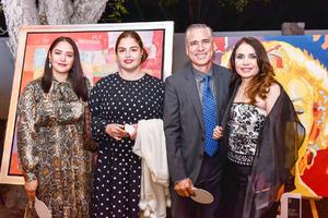 Ayla,Lorena,Dionicio y Patricia.